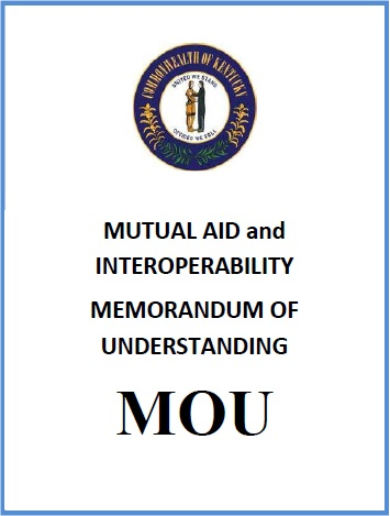 Mutual Aid and Interoperability Memorandom of Understanding